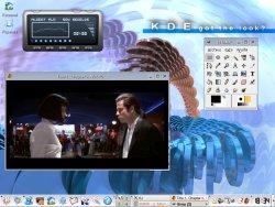 El escritorio KDE